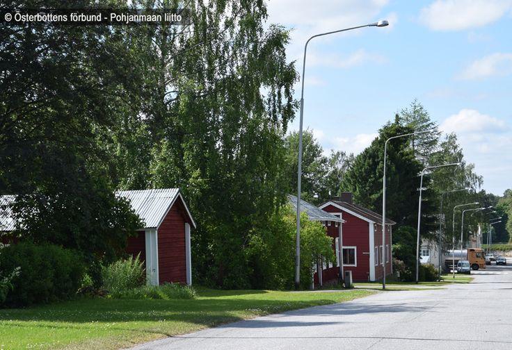 Källbacken, Nykarleby - Uusikaarlepyy