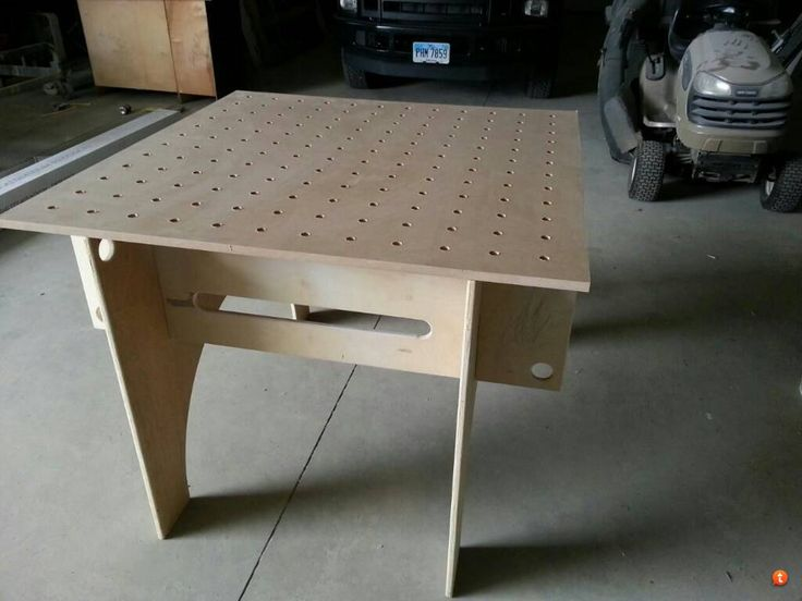 1000 Images About Knock Down Worktables On Pinterest