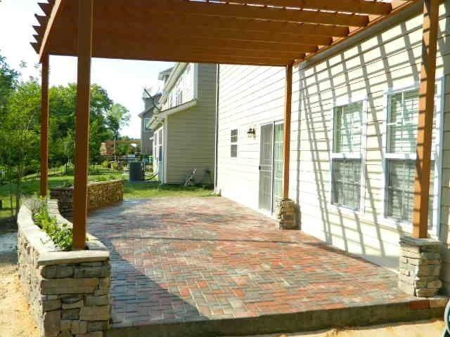 Backyard Ideas Easy Ish Diy Covered Patio I Like The