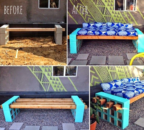 #Design_Ideas: Simple #Outdoor #Seating