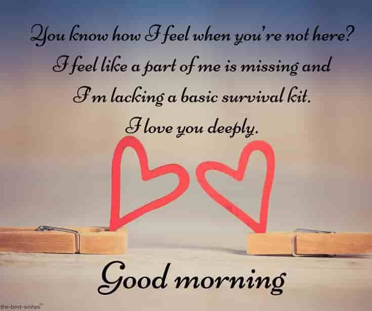 Morning boyfriend sweet greetings for 100+ Romantic