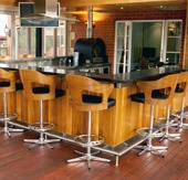 Bar Stools   Portfolio - Alfresco - Ferguson Corporation