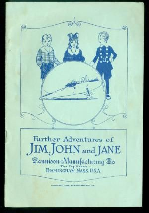 [Promotion with Child as Audience] Further Adventures of Jim, John and Jane