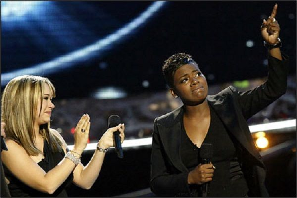 'American Idol' Winner Fantasia Stronger With God After Years of Suffering.