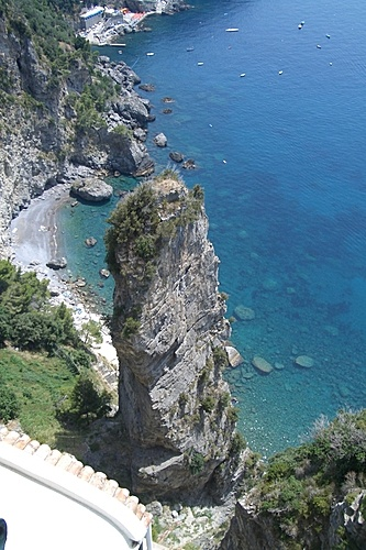south italy, near amalfi