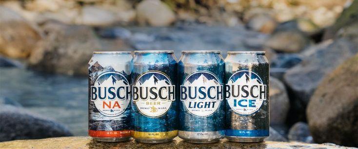 Anheuser-Busch Introduces Refreshed Packaging for Busch Brand  http://l.kchoptalk.com/2l026l2