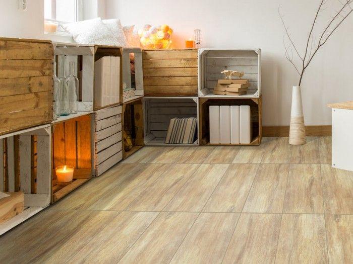 Sandal Wood Grey Floor Tile | CTM