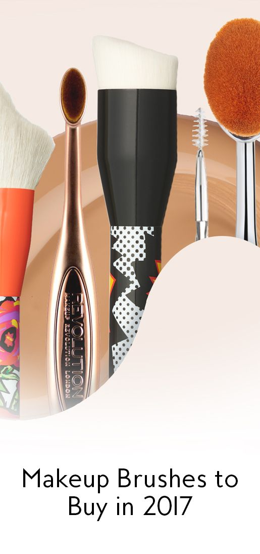 Whether you need a new set or are finally investing in them, check out this roundup of the best makeup brushes to buy in 2017.