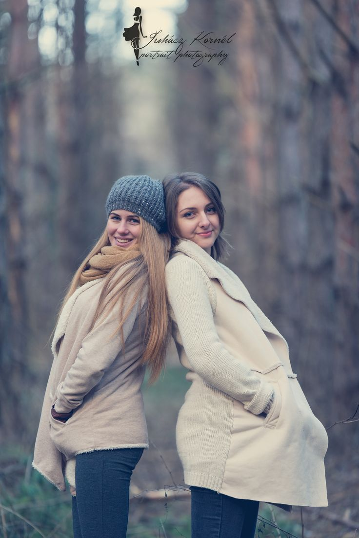 Csilla & Zita @ Pine forest https://www.facebook.com/Juhasz.Kornel.Photography
