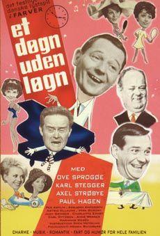 Et døgn uden løgn (1963) Kan du klare et døgn uden løgn?