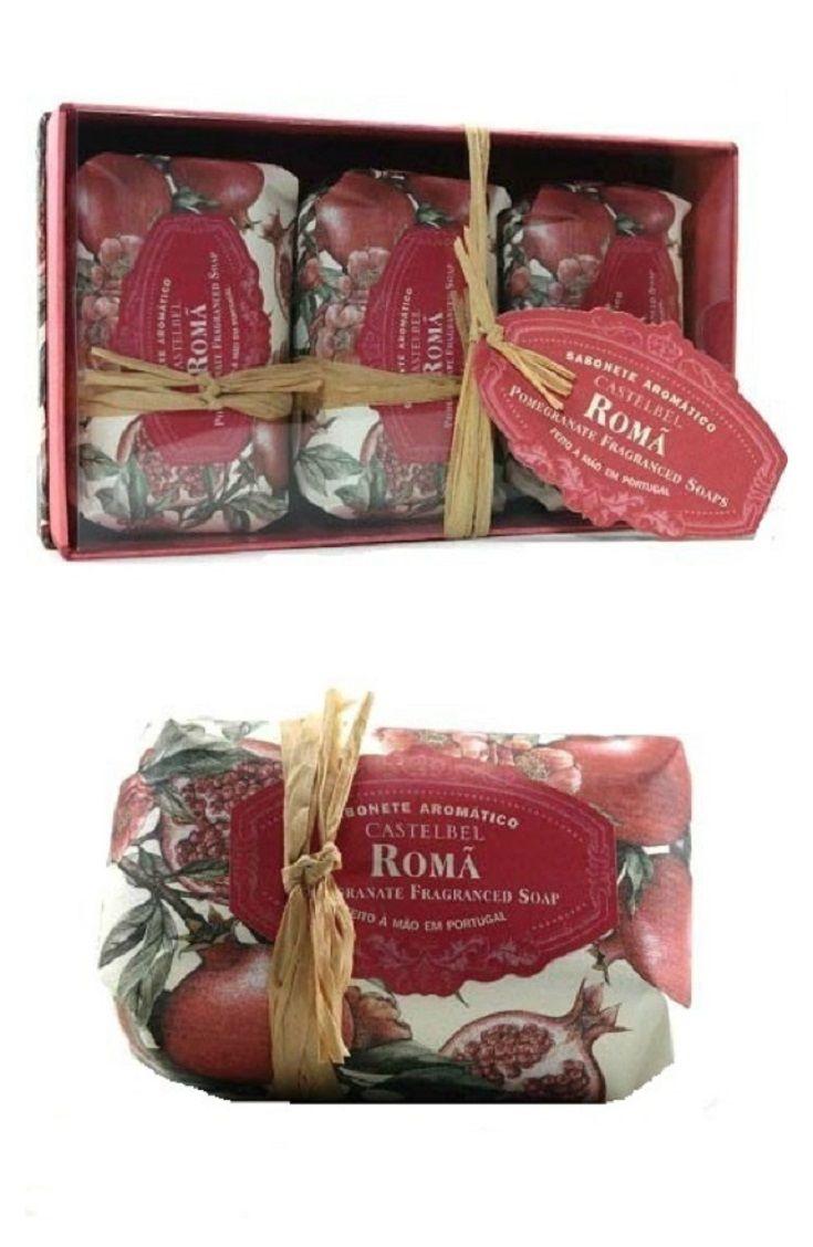 Bos Soap Roma Castelbel