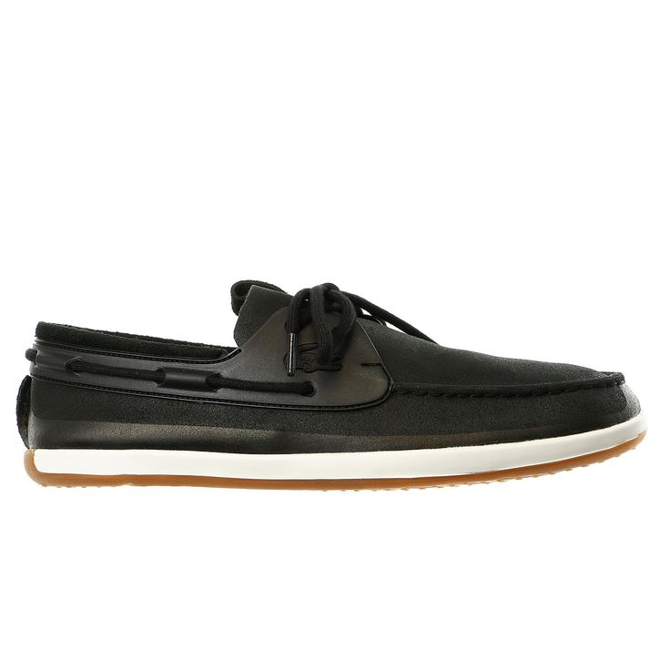Lacoste L.Andsailing 116 2 Fashion Sneaker Moccasin Boat Shoe - Mens