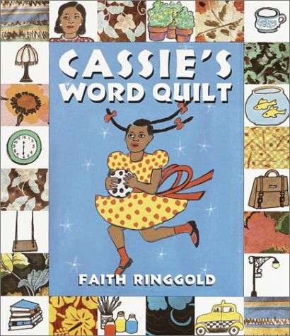 Cassie's Word Quilt, Faith Ringgold