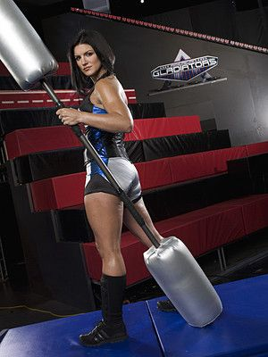 American gladitor crush nude