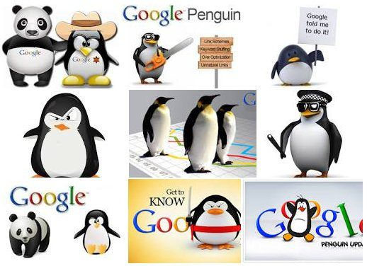 Huge Damaged of website  is Recovered by Penguin Service