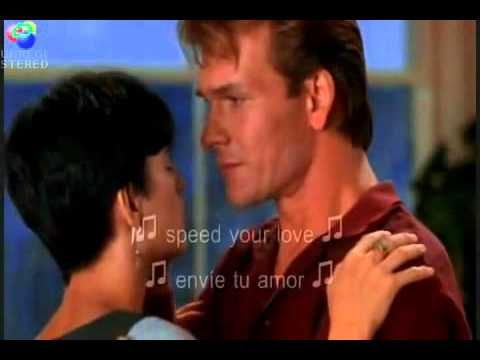 "Ghost ""La sombra del Amor .. Unchained Melody"" ... (español subtitulo) ♥ ""Unchained Melody"", de The Righteous Brothers"