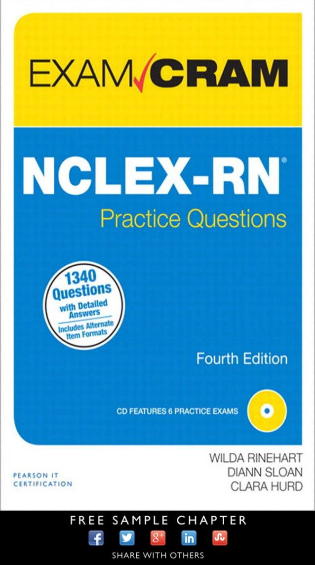 exam cram rn nclex