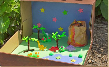 craft ideas for school projects 17 best images about dioramas on custom 6232