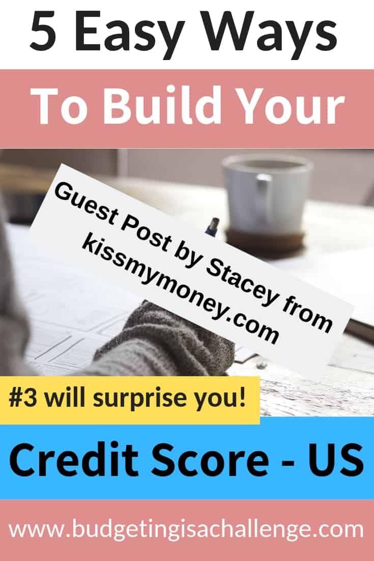5 Ways To Build Your Fico Credit Score Us Credit Score Money