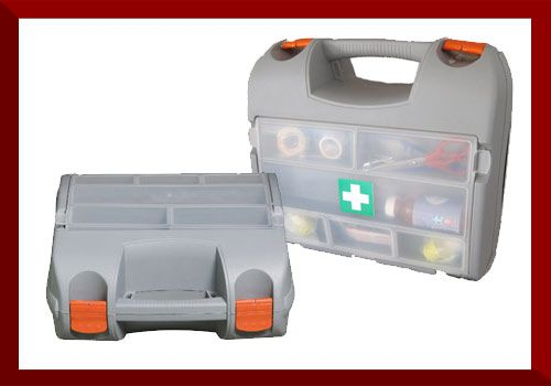 Construction First Aid Kits Dimensions: 35 x 33 x 16cm Enquire for contents