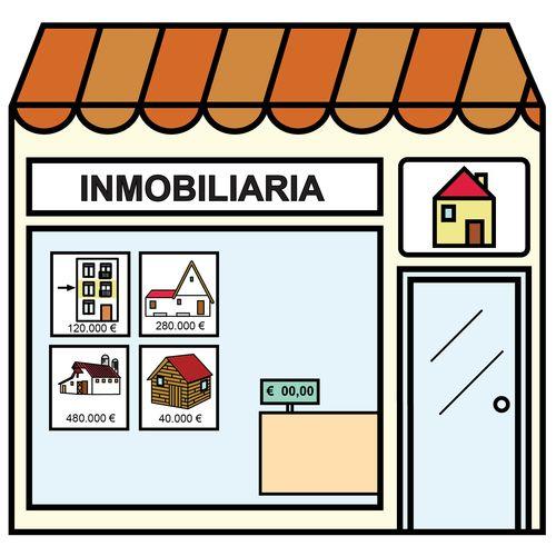 Pictogramas ARASAAC - Inmobiliaria.