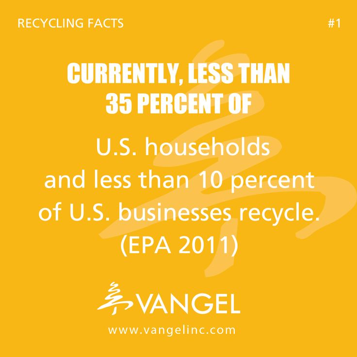 17 Best Images About Recycling Facts On Pinterest