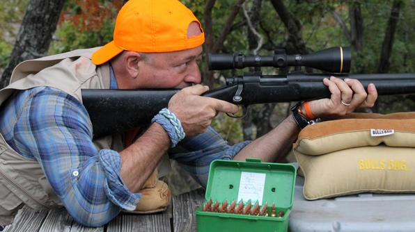 Andrew Zimmern takes target practice before a hunt at the Broken Arrow Ranch. See all of the action tonight on Bizarre Foods on the Travel Channel at 9/8c!: Hunting Stuff, Outdoor, Andrew Rooms, Arrow Ranch, Food Photo