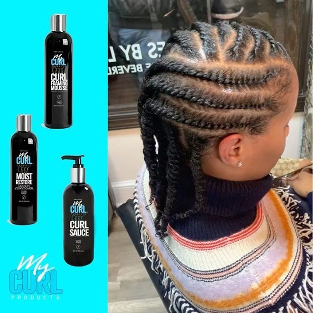 The Best Natural Hair Products For Natural Hair Styles My Curl Products Work On All Hair Types And In 2020 Natural Hair Styles Hair Styles Curly Hair Styles Naturally