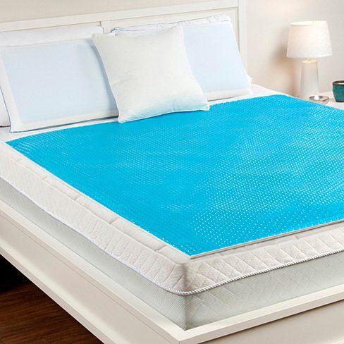 how do you cool down a memory foam mattress