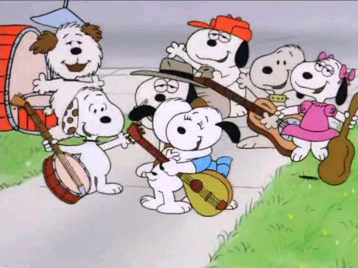 Snoopy Family (24)