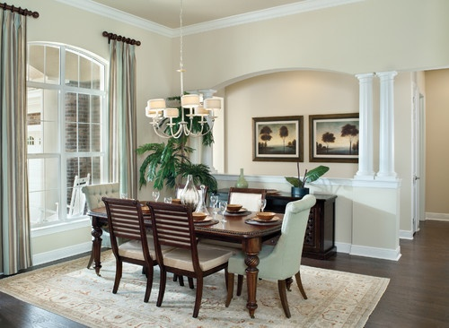 Model Home Dining Rooms 77 best dining rooms images on pinterest | dining room, formal