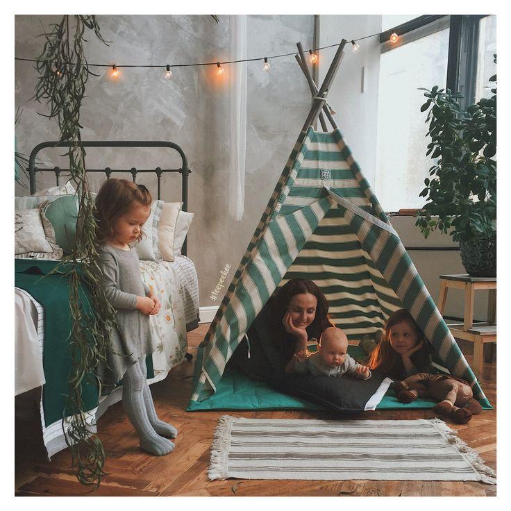 Еще целых 2 дня до выходных🙈нужно набраться немного терпения и запланировать самые важные и интересные развлечения, и обязательо на свежем воздухе, с СЕМЬЁЙ🌞 . . . . #asseeninvogue #interiordesign #interiordecor #kidsdecor #kidsroom#teepeekee #interiorinspiration #kids #homedecor #decor #kidsroomdecor #kidsinteriors #kidsinterior #playtent #playroom #kidsroom #childrensroom #kidsdesign #nursery#scandic #scandicinterior #linee #типи #детскаякомната