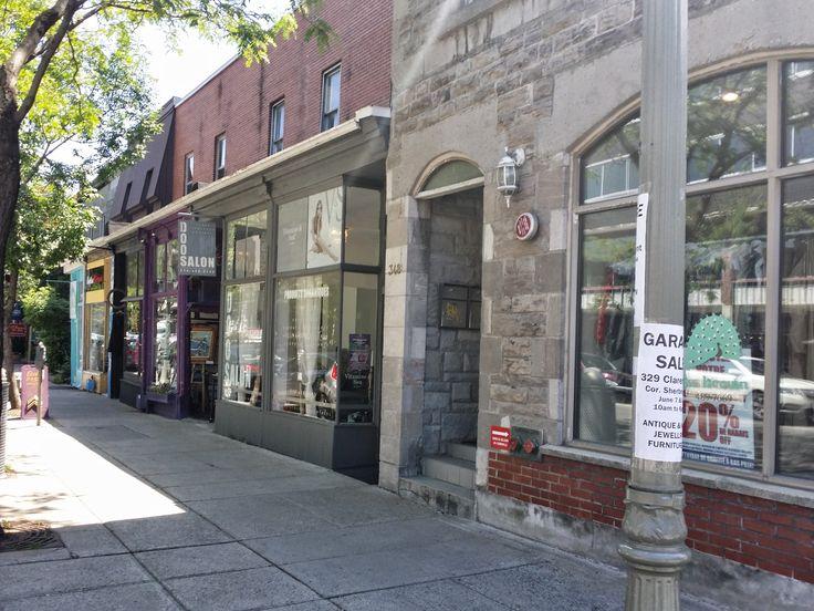 Victoria Av. Shops