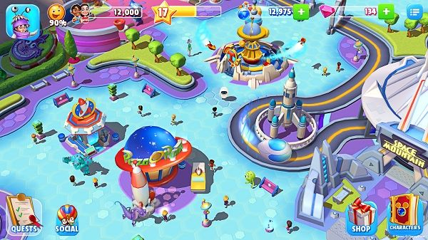 Gameloft launches Disney Magic Kingdoms for Android iOS and Windows (PC  Phone) - Video. #Android #Google @DroidEden  #Games #DroidEden