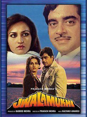 Jwalamukhi Hindi Movie Online - Waheeda Rehman, Shatrughan Sinha, Reena Roy, Vinod Mehra, Shabana Azmi, Kader Khan and Pran. Directed by Prakash Mehra. Music by Anandji Veerji Shah. 1980 [U] ENGLISH SUBTITLE