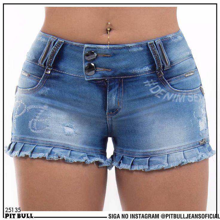 Short Coleção Final de Ano PIT BULL JEANS Siga no Instagram @pitbulljeansoficial - Informações: WhatsApp +55 62 99568-5111 INBOX- CHAT SITE - Ref:25135 #tendência #jeans #fashion #lindo #detalhes #moda #estilo #news #pitbulljeans #modelagemperfeita