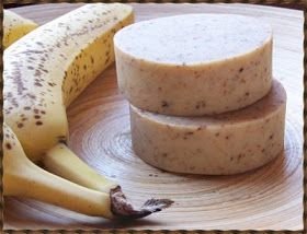ELEGANCE BEYOND BLOG: Banana Soap Recipe