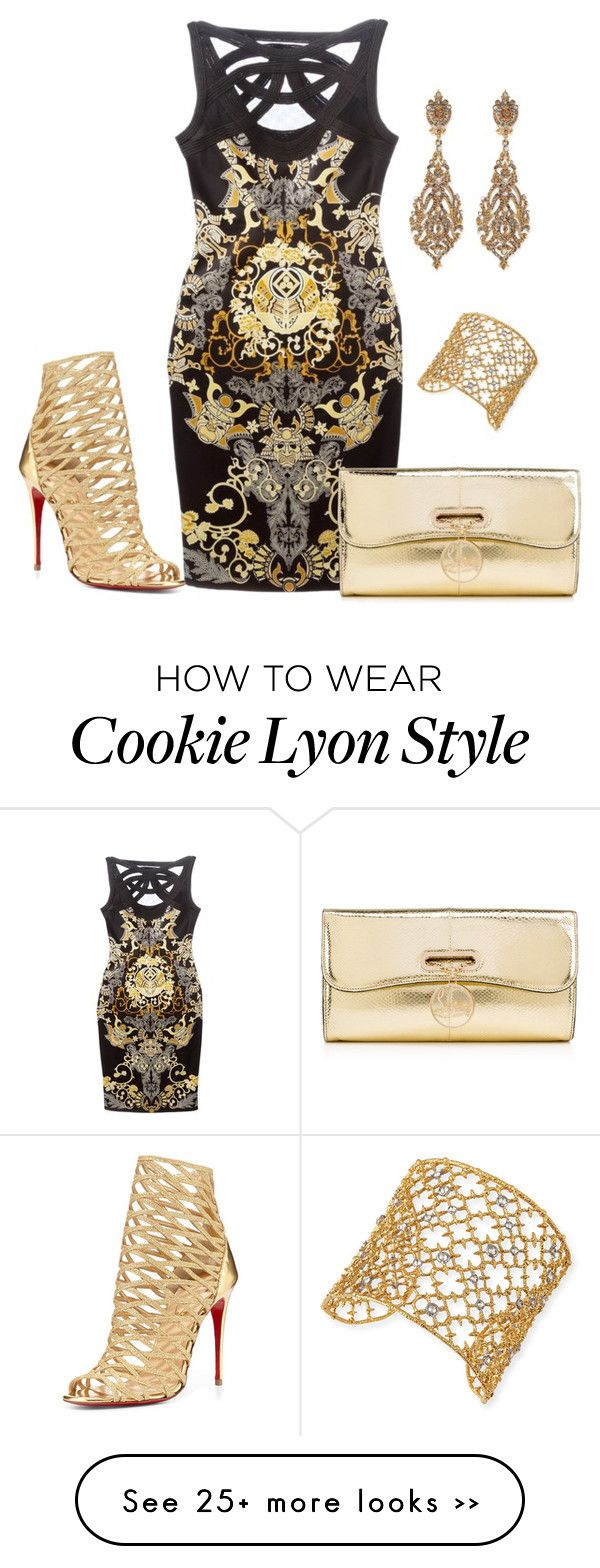 """""""COOKIE LYON"""" by beng-gallo on Polyvore"""