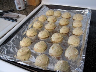 Twice Baked Cauli- Tots by by @PaleoGirlsKitchen