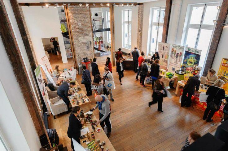 L'Espace 108, un endroit parfait pour accueillir So'Food dans le 3ème arrondissement de Paris !