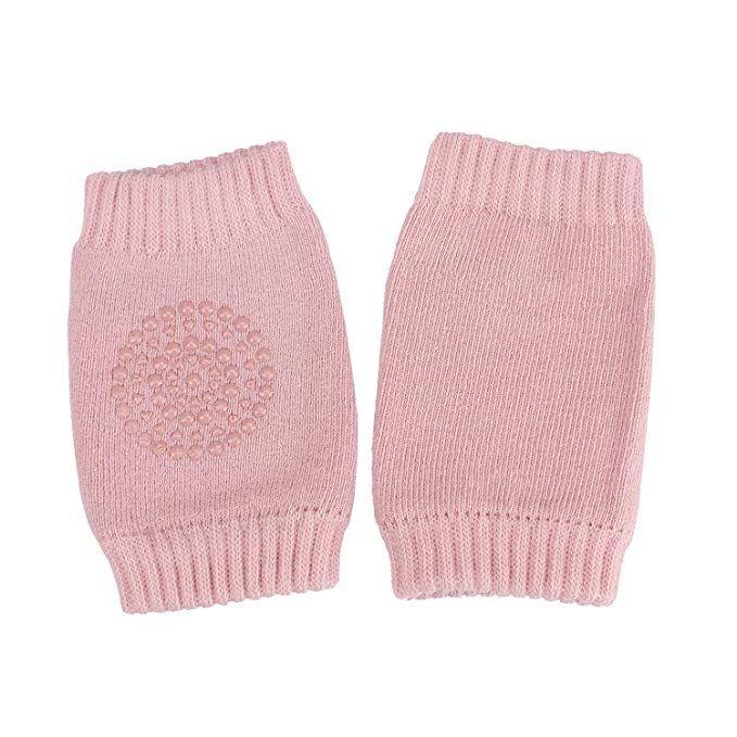 HBF 5 Paar Stulpen Knieschonermit Gummipunkte anti-Rutsch für Baby Mädchen ode
