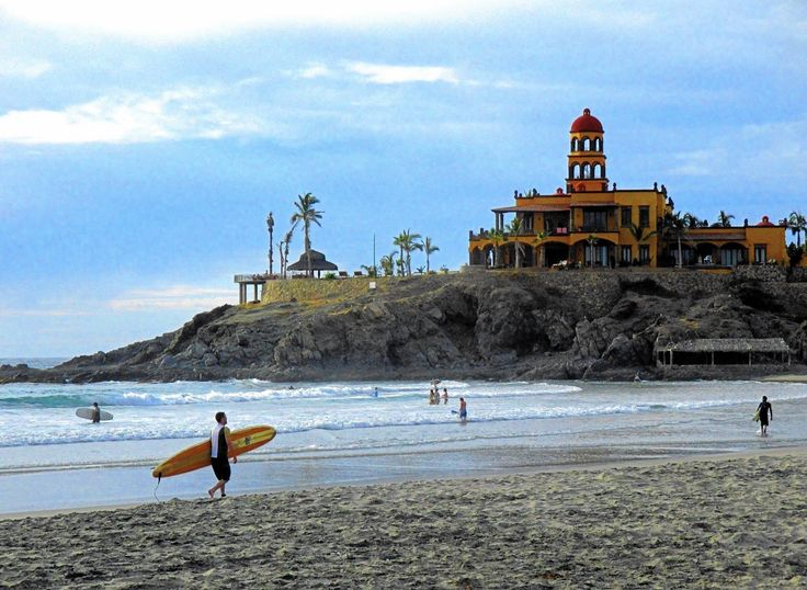 Baja California is dotted with all-inclusive beach resorts, but if you know where to look you can find vibrant arts and culture as well as authentic food and drink in Todos Santos.