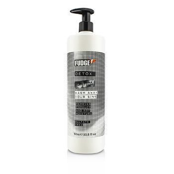 Detox Shampoo - Sulfate Free (removes Product & Not Moisture)