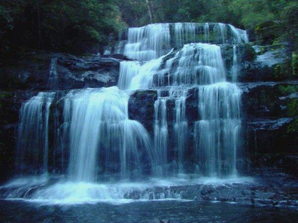 Waterfall in Tasmania - Liffey Falls State Reserve