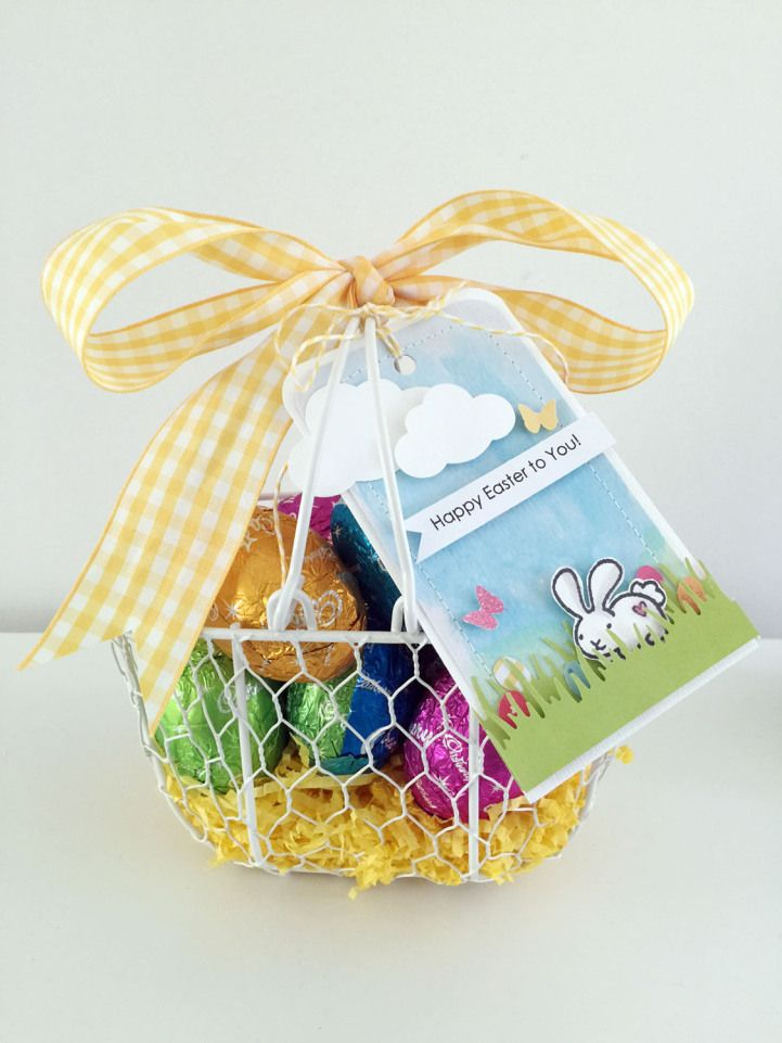 An Easter project from Jot Girl Sheree Forcier.