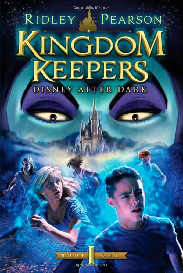 Disney After Dark - Kingdom Keepers #01 par  Ridley Pearson
