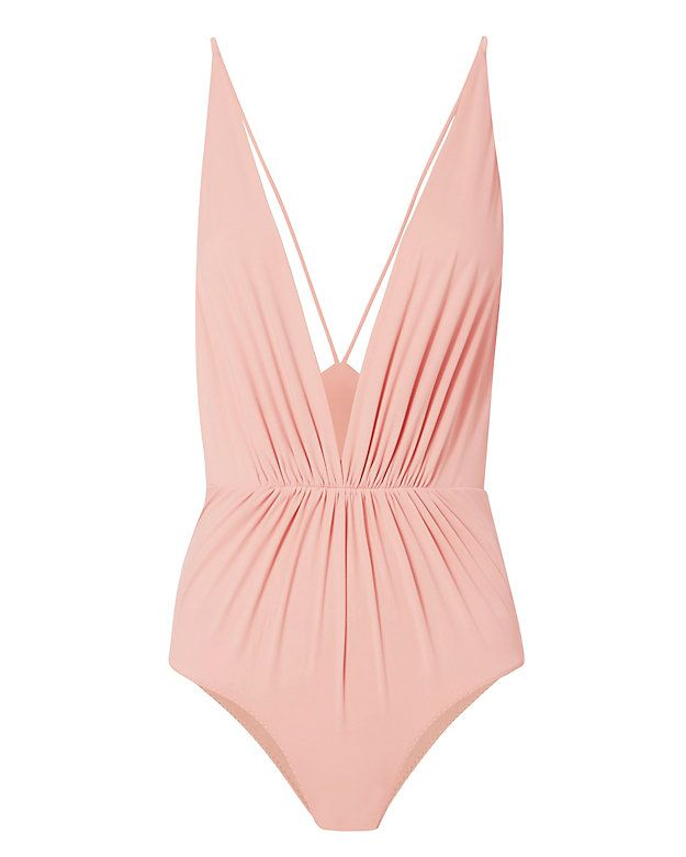 This is just perfect. Clube Bossa Clavert One Piece Pink Swimsuit