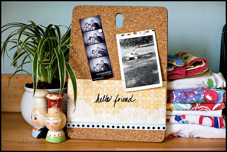 cork board dry erase clipboard