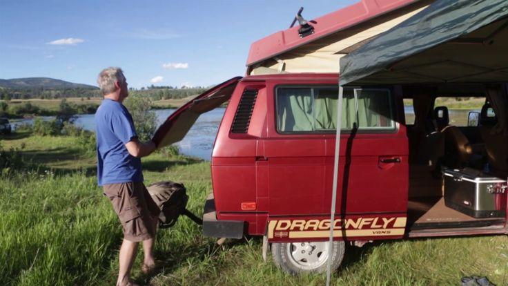 Dragonfly Vans promo