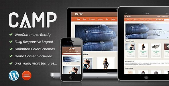 27 Responsive Ecommerce Wordpress Themes - Smashfreakz